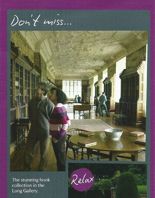 Uit een folder: Blicking Estate, Norfolk (National Trust)