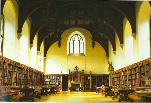 Lambeth Palace Library, London