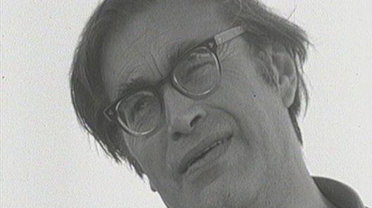 Godfried Bomans op Rottumerplaat