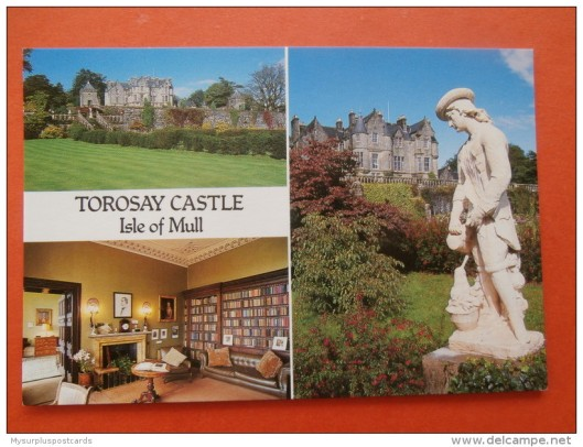 Torosay Castle, Isle of Mull (Hebriden)