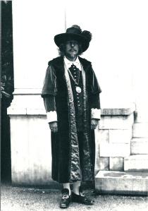H.C.Beels van Heemstede als Adriaan Pauw