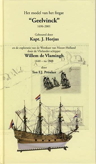 Naar de familie Geelvinck is in 1696 een VOC-schip 'Geelvinck' gebouwd. Hiervan is door J.Horjens een model-reconstructie vervaardigd, tegenwoordig te zien in het museum Tromp's Huis op Vlieland