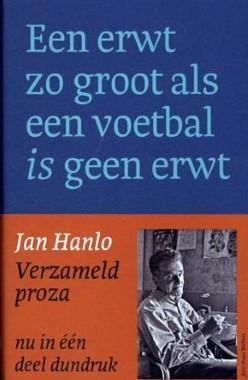 Vooromslag Verzameld proza'  van Jan Hanlo