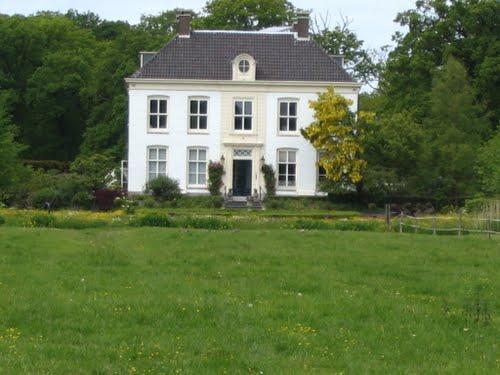 Huize Ipenrode aan de Herenweg in Heemstede