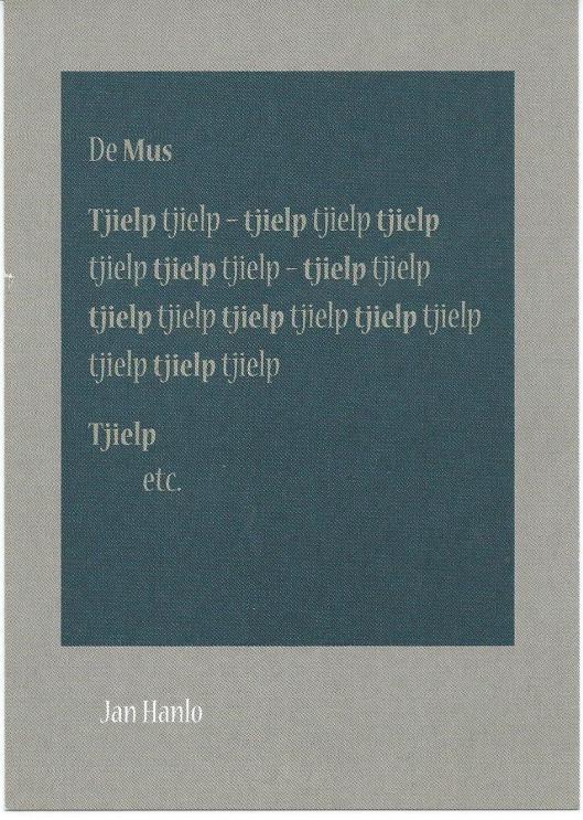 'De Mus' op een ansichtkaart van Boomerang