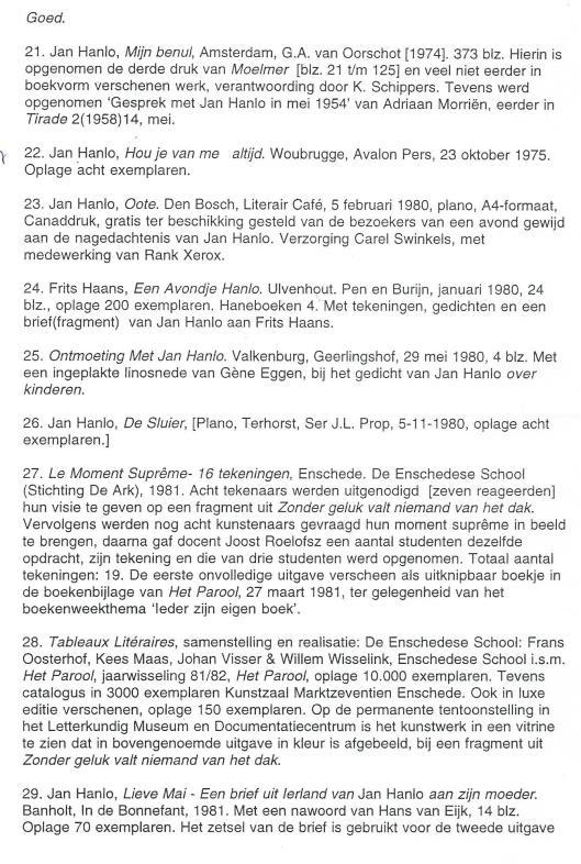 Bibliografie Hanlo (3)