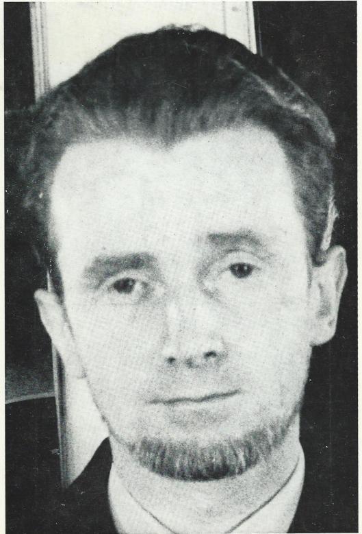 Jan Hanlo. Uit: voorzijde van Tirade van april 1976