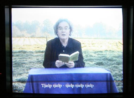 Tom America en Jan Hanlo: 'De Mus' is een verfilmd gedicht uit 2009