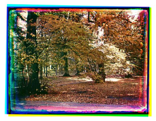 Groenendaal in de herfst, 1935 (coll. Stadsarchief Amsterdam)