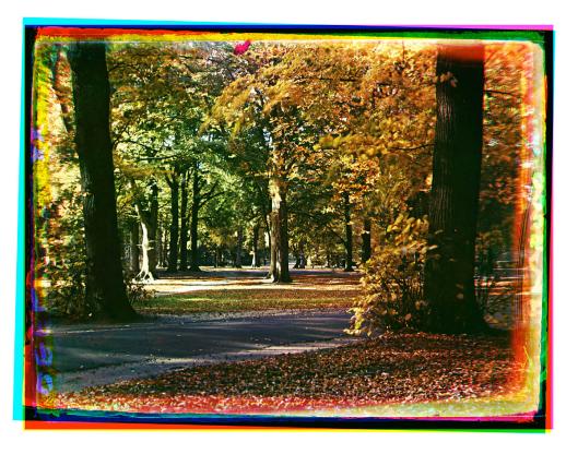 Herfsttafereel Groenendaal Heemstede (coll. Stadsarchief Amsterdam)