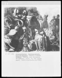 Paulus en Barnabas in Lystra. (Herzog Anton Ulrich Museum Braunschweig)