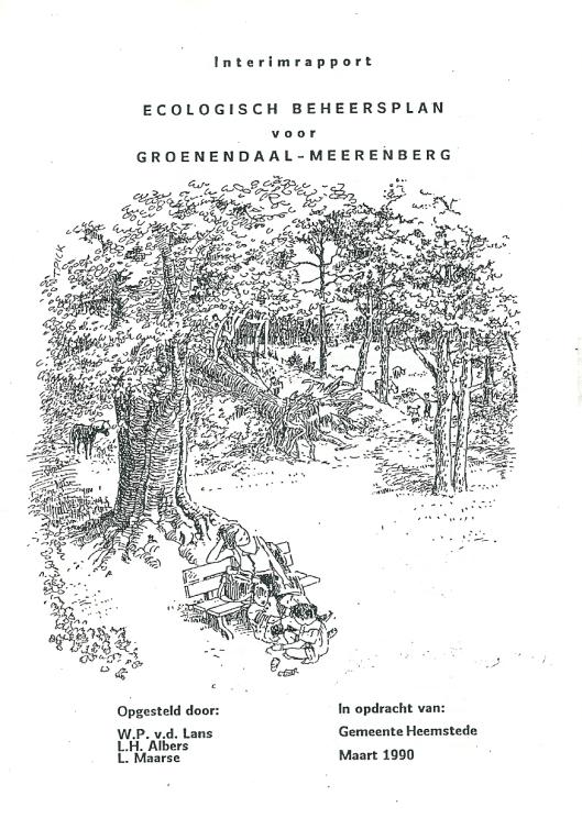 Ecologisch Beheer, 1990 (1)