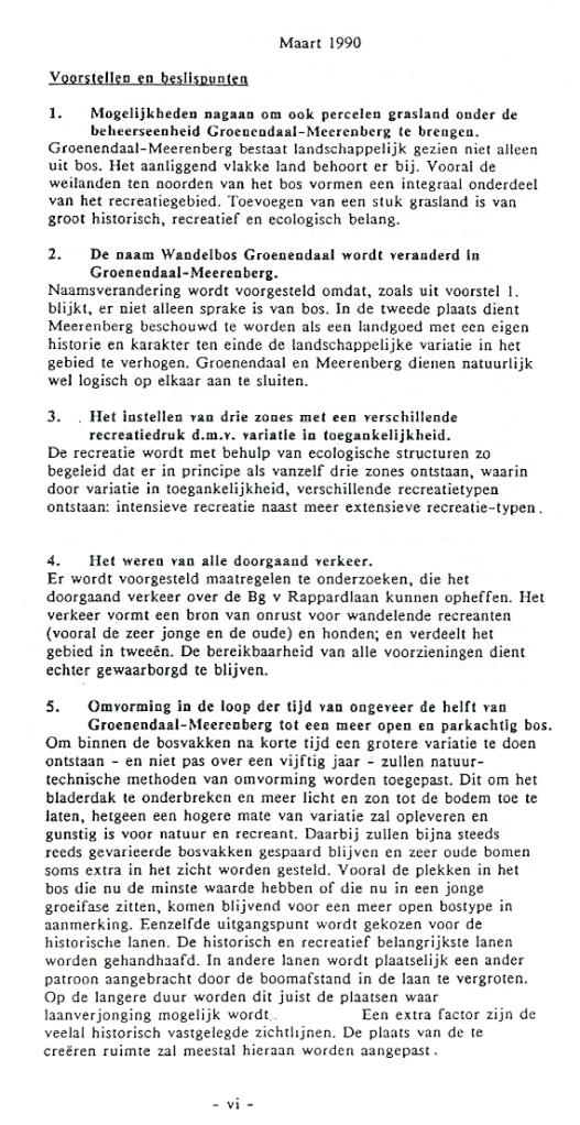 Ecologisch beheer 1990 (3)