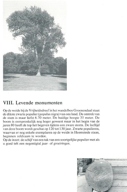 Uit: Vic Klep en Hans Krol: Kleine en verborgen monumenten in Heemstede en Bennebroek. VOHB, 1991