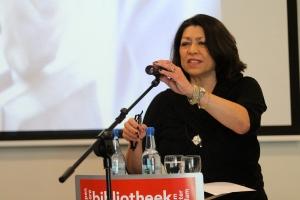 Spreekster Sylvia Dornseiffer