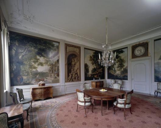 Maria machteld van sypesteyn 1724 1774 miniatuurschilderes librariana - Interieur van amerikaans huis ...