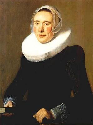 Portret van een vrouw door Judith Leyster (Frans Halsmuseum Haarlem)