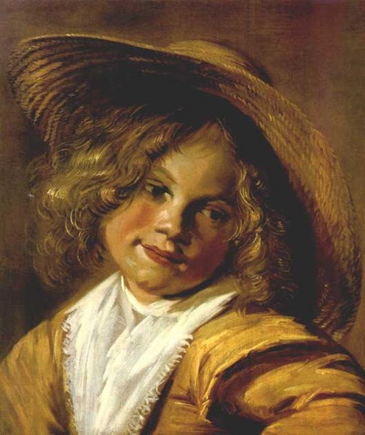Judith Leyster: meisje met hoed, circa 1634