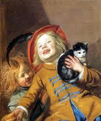 Judith Leyster: het op de TEFAF 1990 in Maastricht verkochte schilderij van twee kineren en een kat