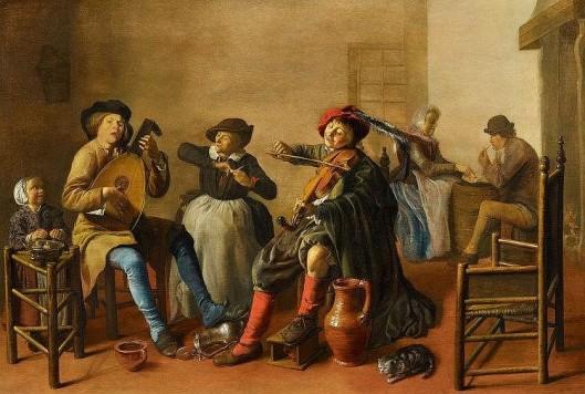 Jan Miense Molenaer: een muziekgezelschap