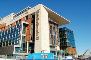 Centrale Openbare Bibliotheek Amsterdam (foto I.van de Boom)
