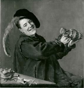 Judith Leyster: De vrolijke drinker (Frans Halsmuseum Haarlem)
