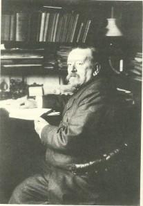 R.W.P. de Vries (1841-1919), antiquaar en veilinghouder op zeventigjarige leeftijd (Uit boek P.J.Buijnsters)