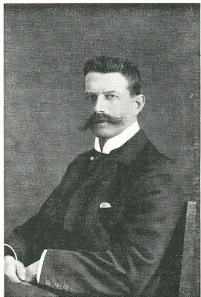 Kunsthandelaar en bibliofiel Vincent van Gogh (1866-1911)