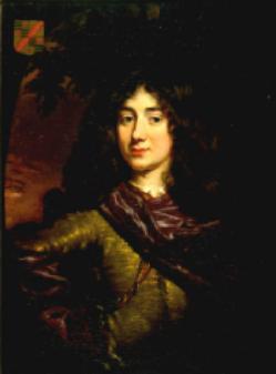 Jeugdportret van Cornelis Ascanis van Sypesteyn IV (1694-1744), vader van Maria Machteld van Sypesteyn