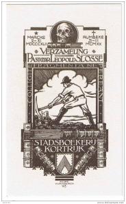 Exlibris Kortrijk