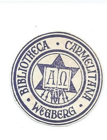 Bibliotheca Carmelitana Wegberg (Duitsland)