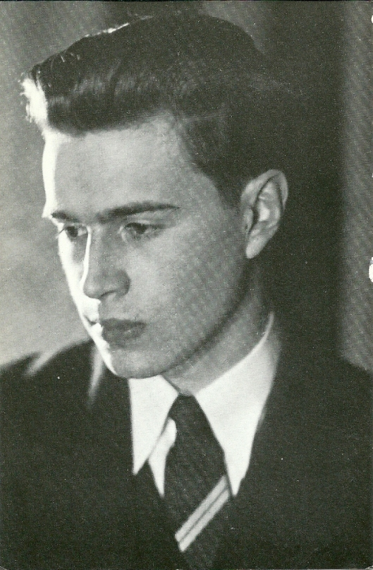 Godfried Bomans als gymnasiast en bewoner van Berkenrode