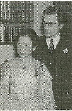 Foto genomen op 2 maart 1946 toen Godfried 32 jaar was. Hij schreef hieronder:
