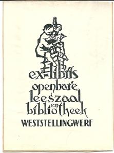 Openbare leeszaal en bibliotheek Weststellingwerf