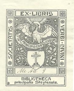 Exlibris Steyl