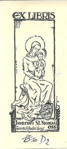 St. Nicolaas Instituut Oss (Geestelijke lezing)