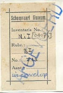 Scheepvaart Museum, Amsterdam (?)