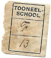 Tooneelschool (?)