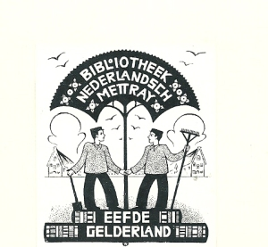 Bibliotheek Nederlands Mettray, Eefde