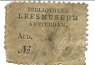 Leesmuseum Amsterdam
