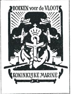Ex libris Boeken voor de Vloot, Koninklijke Marine