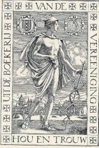 Boekerij van de Vereeniging Hou en Trouw (van de Openbare Handelsscholen etc.), Amsterdam