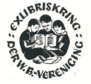 Exlibriskring der Wereldbibliotheek Vereniging