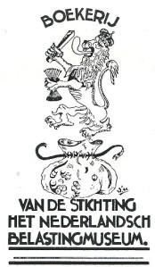 Boekerij van de Stichting Het Nederlandsch Belastingmuseum