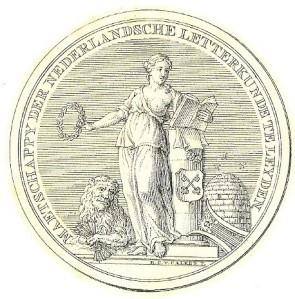 Maatschappij der Nederlandsche Letterkunde, Leiden