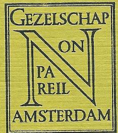 Gezelschap voor boekenvrienden Non Pareil, Amsterdam