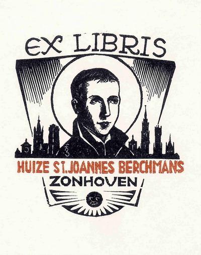 Huize St. Joannes Berchmans, Zonhoven (initiaal F.G.]