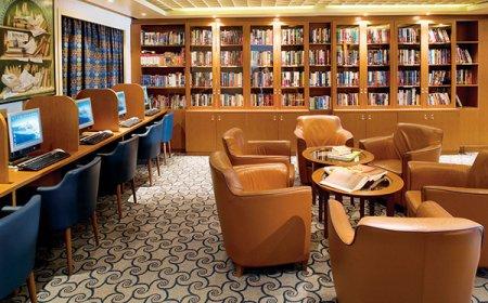 Library Seven Seas Navigator (Montys)