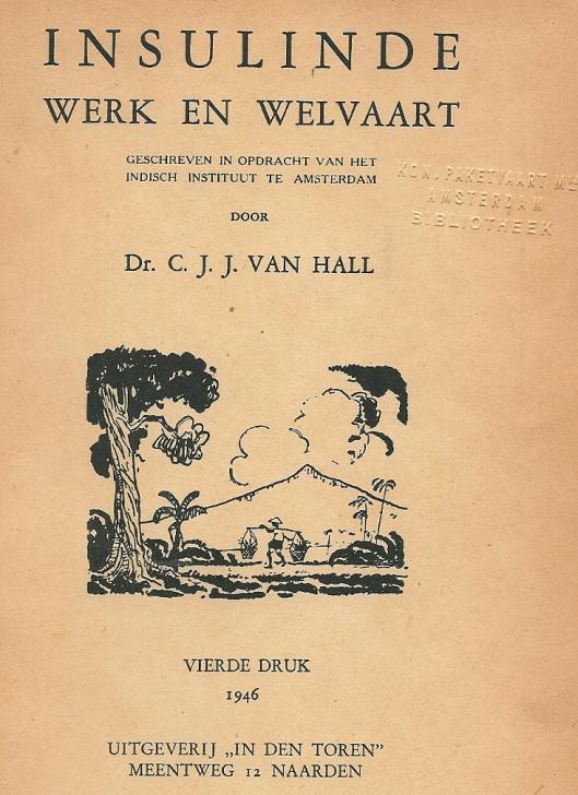 Titelblad van boek afkomstig van