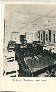 'De Grasse' Bibliothèque classe; Le Havre